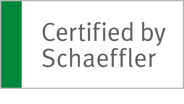 """""""Certified by Schaeffler"""" replaces the existing """"Authorized Distributor Industrial"""" status and is an optimized certification for the majority of our partners who already fulfill these high requirements."""