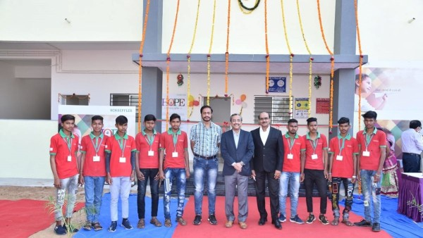 Schaeffler India continues rural community development in Savli, near Vadodara