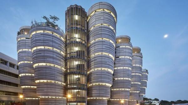 Innovation lab at Nanyang Technological University – Schaeffler Hub for Advanced Research