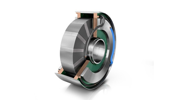 The logical further development of drive technology for cobots: The UPRS PCB motor from Schaeffler.
