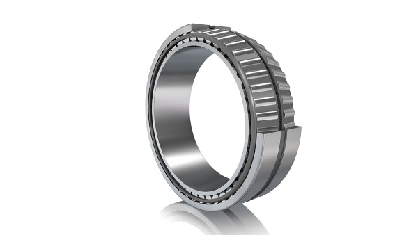 Double-row FAG tapered roller bearing (locating bearing)