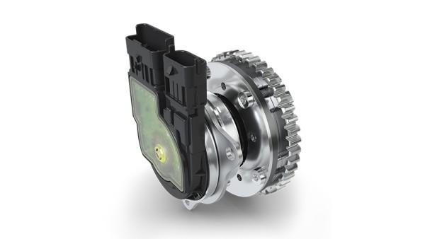 Electromechanical cam phaser