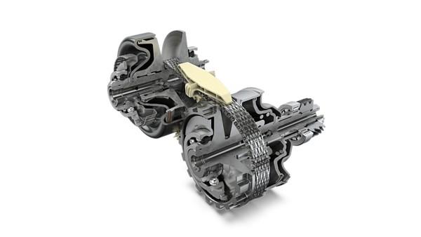 CVT transmission