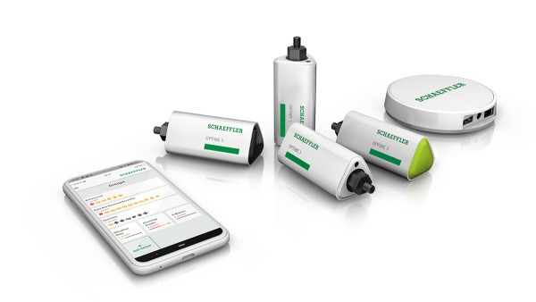 With OPTIME, Schaeffler provides user-friendly, automatic condition monitoring